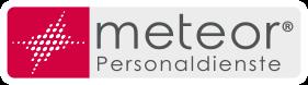 Logo meteor Personaldienste